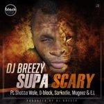 #SupaScary DJ BreezY Ft @sarkodie X @DBLACKGH @ELrepGH X @mugeezxmugeez X @shattawalegh Dropping in your speakerz! http://t.co/mufp3rZYQw