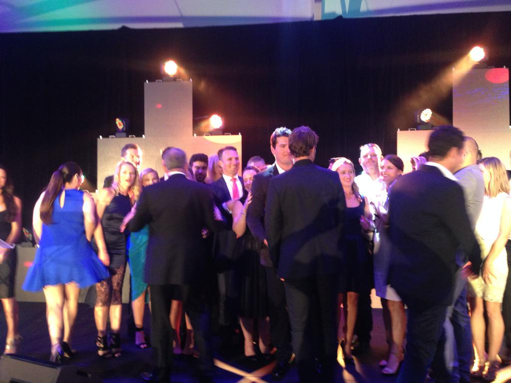esssss! We're the 2014 @bandt  Agency of the Year! @BandTAwards congrats us! http://t.co/bPezbYU93y