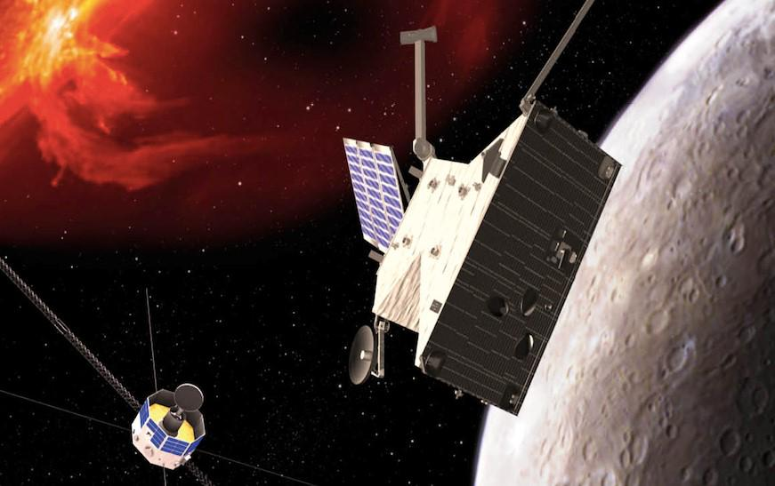 From ice to fire: @esa's next mission is almost here: http://t.co/xvrAo1SJhF #BepiColombo http://t.co/4WeA5S8Ao8