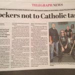 The priest story was picked up by the Sheffield Telegraph - new photo ! #barnsleyisbrill #sheffieldissuper #IloveLS http://t.co/k4TjHZsbQk