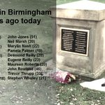 Remembering the night the bombers attacked Birmingham http://t.co/P9rGnogT5J #BirminghamPubBombings http://t.co/aAbhWKNV6f