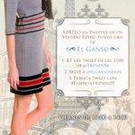 EMPIEZA #FashionFridays29 con Sorteo de @elgansospain  1 Haz RT 2 Sigue a tod@s 3 Sigue a quien te siga by @TrendyBe http://t.co/iWOWSXc709