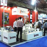 INOXPA Exhibit in @FoodTec_India held in Mumbai, 14-16th Nov 2014. Thank you for showing your presence at our stall. http://t.co/wF5M8ZBsl1