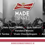 Invisible City: @BudweiserIndia 's #MadeStage Event In #Bangalore Promises To Be A 2Way Street http://t.co/26XAkzNrrn http://t.co/ZfHzRGjyip