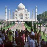 Azam Khans Taj controversy: Should the #TajMahal be left out of any kind of politics? #TajPolitics http://t.co/VLlnaqZl9J