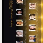 RT @drrashmishetty: On the jury of the best in aesthetic Derm and surgery world trophy #beauty #skincare #newupdates