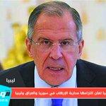 #ليبيا | #روسيا تعلن التزامها محاربة الإرهاب في #سوريا و #العراق وليبيا .. http://t.co/C3IV9xFioT http://t.co/xKpOlpqJfH