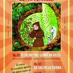 Demà #CineCiutatNins amb El secret del llibre de Kells i per als més grans #LaSalDeLaTierra o #DosDiasUnaNoche http://t.co/tuvPERxhRJ