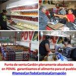 En @PdvalNEsparta se fortalece la Misión Alimentación del Pdte. @NicolasMaduro. #EstudiantesConLaRevolución. http://t.co/jqDIcbruYL