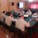 Biobío: Carabineros realiza reunión de trabajo entre Jefatura de Zona y las 5 Prefecturas de la VIII Zona Biobío http://t.co/wXTeZ8X8Sh