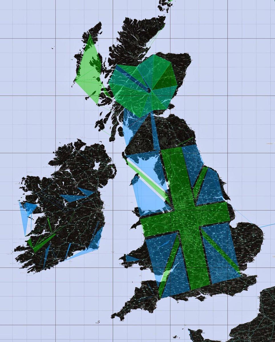 信じられない…。イギリスに両陣営の協力で描かれたユニオンジャックの国旗…!オペレーション「Lest We Forget」 https://t.co/UOjVfyfUGN  #ingress http://t.co/DFzoaApKXc