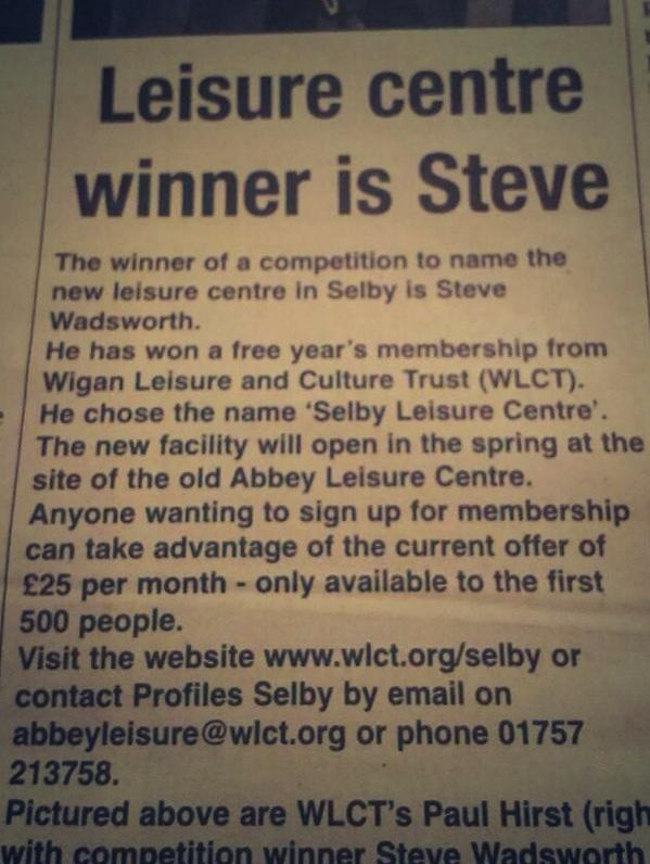 "Impressive work Steve ""@SabotageTimes: Genius branding. Hats off Steve  (via @SnoozeInBrief) http://t.co/2Cd6ZZaSsM"""
