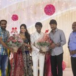 RT @umeshjiiva: @Udhaystalin Anna and director @JbrJagadesh sir attended Dir Atlee - Priya Wedding Reception this evening  . http://t.co/9r…