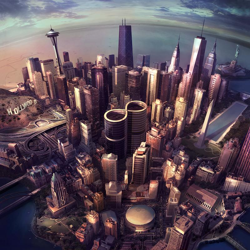 Looking good at #1 there @foofighters! #SonicHighways is out NOW NZ - Get your copy here stat! http://t.co/uXSNPZLcaS http://t.co/Lxe7Mkw8NQ