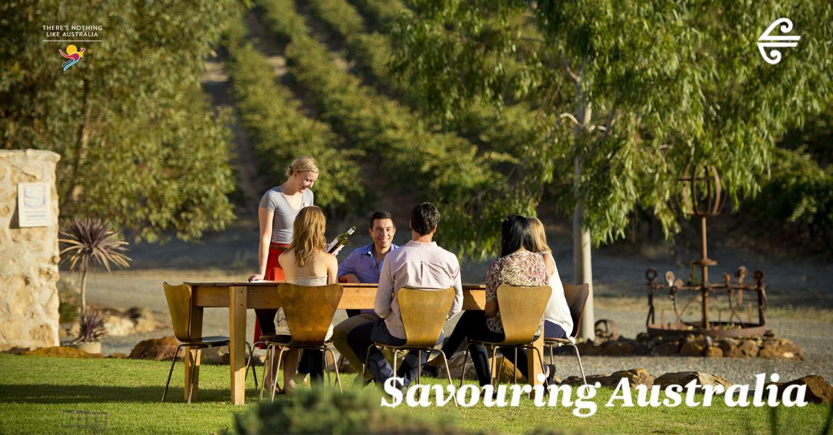 Be in to win a trip for 2 to South Australia!