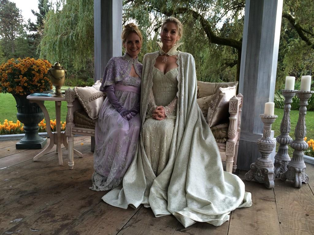 Sisters #ElizabethMitchell @OnceABC http://t.co/ex3pGapoIn