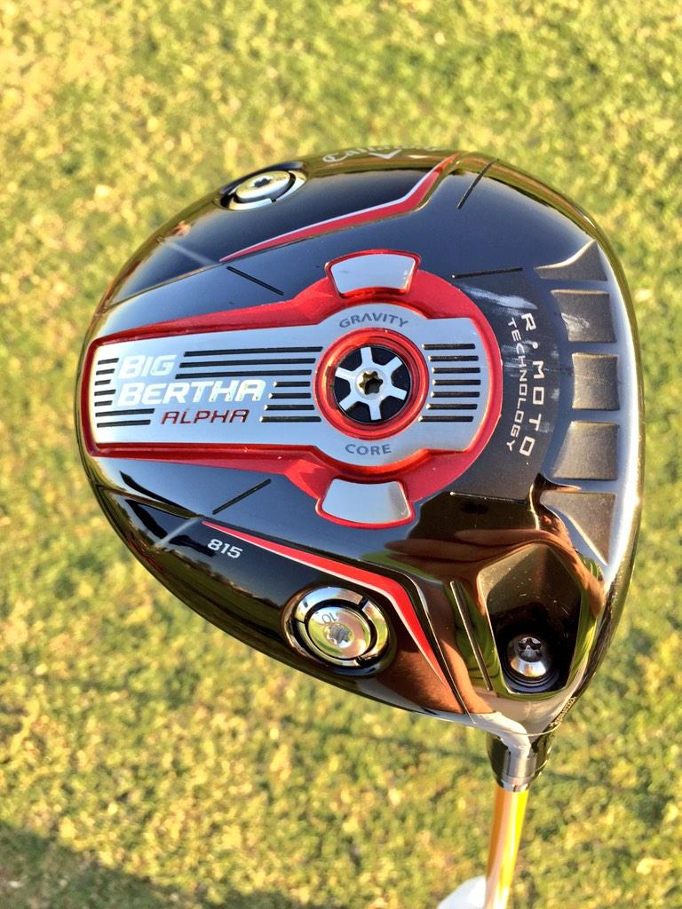 New driver in the bag this week...#bigbertha #alpha815 #callaway #turkishairlinesopen #golf #europeantour http://t.co/wFx06bDfZO