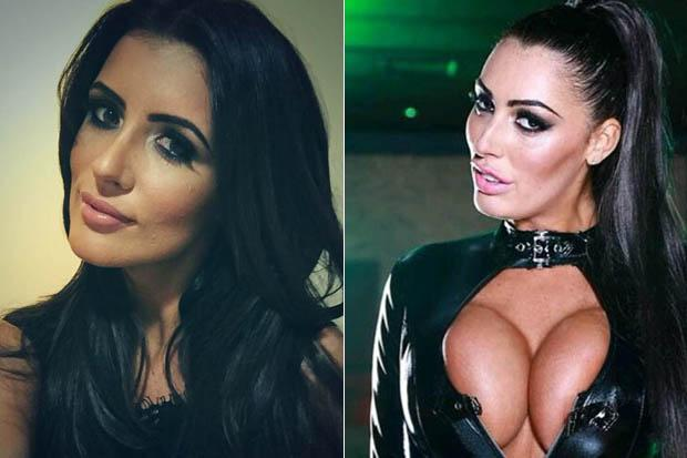 This Female Reality Star Had A Lesbian Romp With Hot Porn Star Avakoxxx