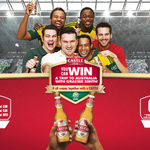 RT @CastleLagerSA: Win a trip to Australia with Graeme Smith. Buy your pack and enter the unique code on the underliner via USSD. http://t.…