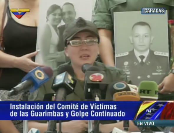 Yendri Velásquez, víctima de las guarimbas: Queremos que los medios internacionales sepan lo que realmente pasó http://t.co/tOhzIQ3EPP  VTV