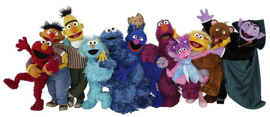 Happy 45th Birthday, Sesame Street! #happybirthday #sesamestreet #Sesameplace http://t.co/KOGGlCE5iC