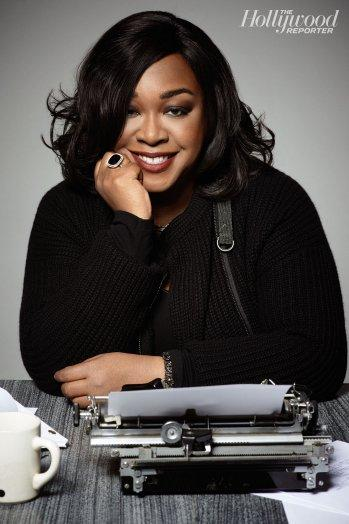 .@ShondaRhimes to Receive Hollywood Reporter's Sherry Lansing Leadership Award