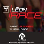 #CARRERA LEON RACE 7k * 7 de diciembre * La Lagunita, #ElHatillo, Caracas * @LeonSportBrand http://t.co/gzZLnVpqwo #ViveElHatillo