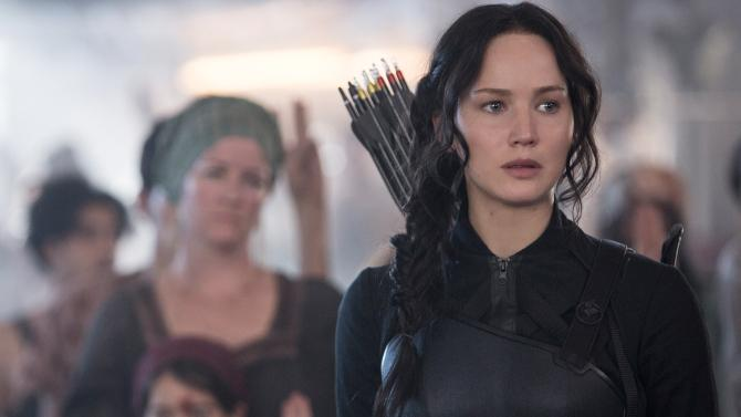 Watch 'The Hunger Games: Mockingjay' premiere livestream now: