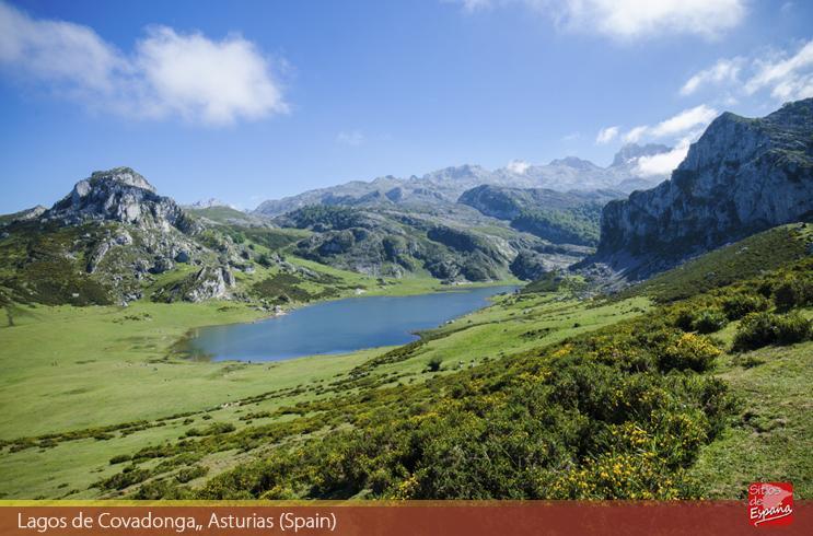 Santuario y Lagos de Covadonga (Asturias), ¡paisajes únicos! http://t.co/6mmobpBIe6vía @sitiosdeespana #Spain  http://t.co/746HeIJBS2