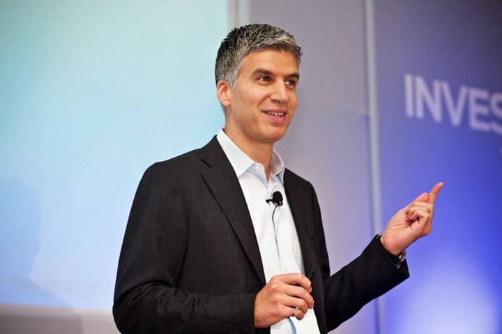 We're thrilled to announce @RamiRahim as our new CEO. Employee #32 & 17yrs with us, he knows Juniper inside and out! http://t.co/xfsLWElQ9P