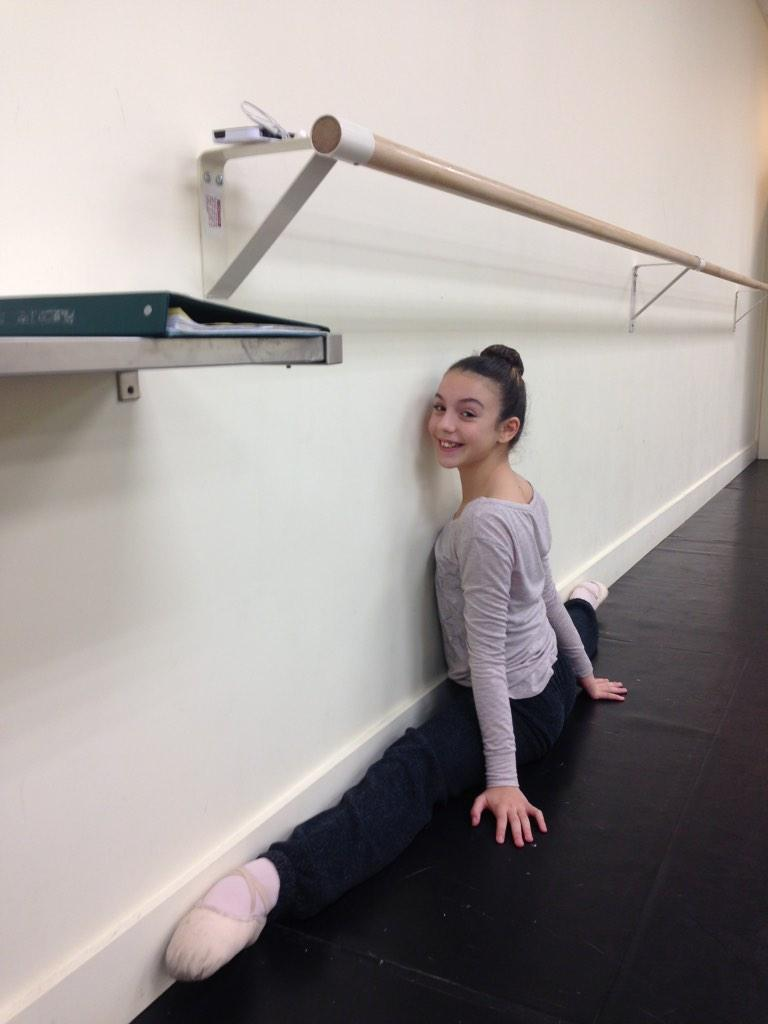 RT @OntarioBallet: #OSB's Meredith G., Samantha C., and Ashley M. had their @RWBallet auditions today! Great work #dancers! http://t.co/4aDGcEjTA5