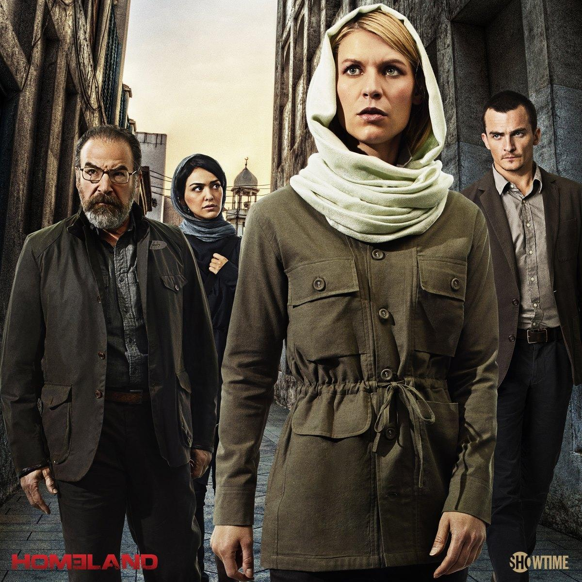 Just got confirmation from Langley: #Homeland will be back for a fifth season! http://t.co/HZ6KpFy1TG