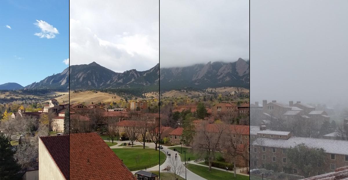 In less than 4 hours, winter is here! #braceyourself  https://t.co/LB2WAyf6LB (Via @bouldercolorado // @ChristopherNie #Boulder #Colorado