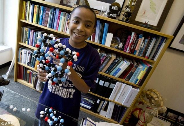 Child prodigy Carson Huey-You, 11, starts first semester at college studying quantum physics  http://t.co/a3QVa5lZ3O http://t.co/PwwjI2H2lX