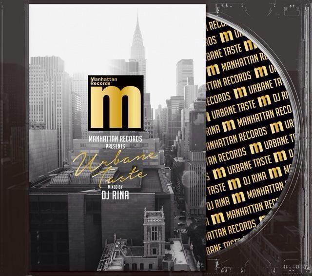 """★遂に明日★ """"Urbane Taste"""" mixed by DJ RINA  明日からManhattan Recordsさんを始めCDshop.iTunesにて発売されます。  是非チェックして下さい‼︎ 又20時に解禁情報も…‼︎ http://t.co/ijdPWuovFz"""