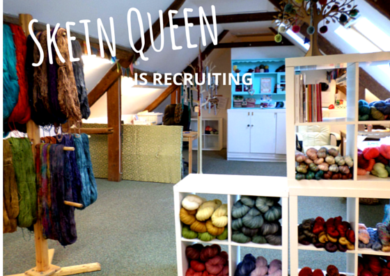 Skein Queen is recruiting https://t.co/f4gSc9GnQ8 http://t.co/6JRRGgmc1q