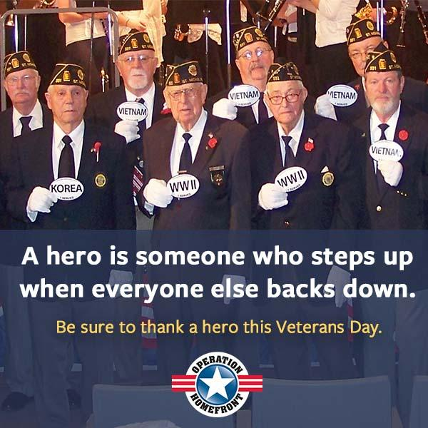 "To all who said, ""If Not Me, Then Who?"".... #HappyVeteransDay #AnswerTheCall http://t.co/xUd3Cc6ovd"