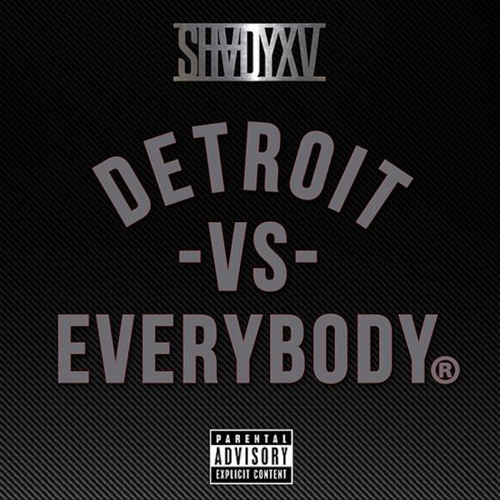 "Eminem enlists @RoyceDa59, @BigSean, @xDannyxBrownx & more on ""Detroit Vs. Everybody."" Listen: http://t.co/1Ic3UNpf3t http://t.co/lxoOmnQgj4"