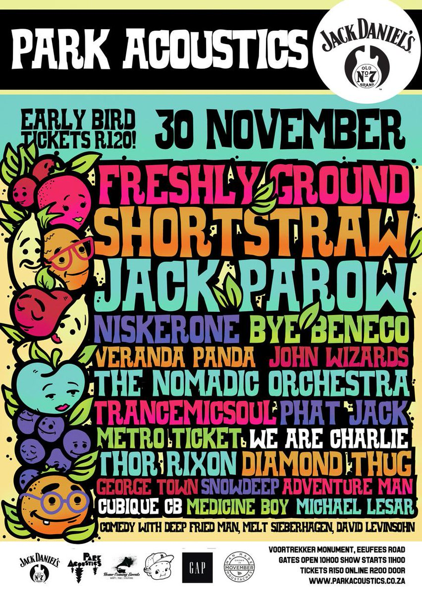 Who wants tickets to the last  @parkacoustics for the year? RT before end of Fri & 5 random folks will be joining us. http://t.co/24nK2OA7Wb