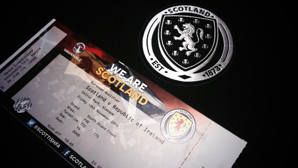 WIN | Want two tickets for #SCOIRL? RT and follow and they could be yours! Comp closes midday tomorrow #WeAreScotland http://t.co/lHYrMASbDT