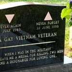 RT @jbendery: In light of Veterans Day: the most memorable headstone I've ever seen.