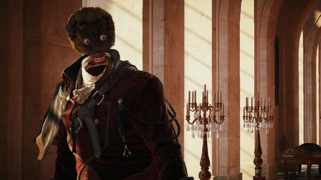 For the record, this AC Unity glitchface is exactly how I feel at most social events. http://t.co/4P0B6rGZUd