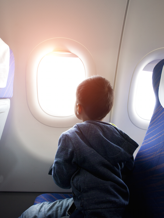 Jet Blue offers kid-friendly onboard options and easy flying tips.