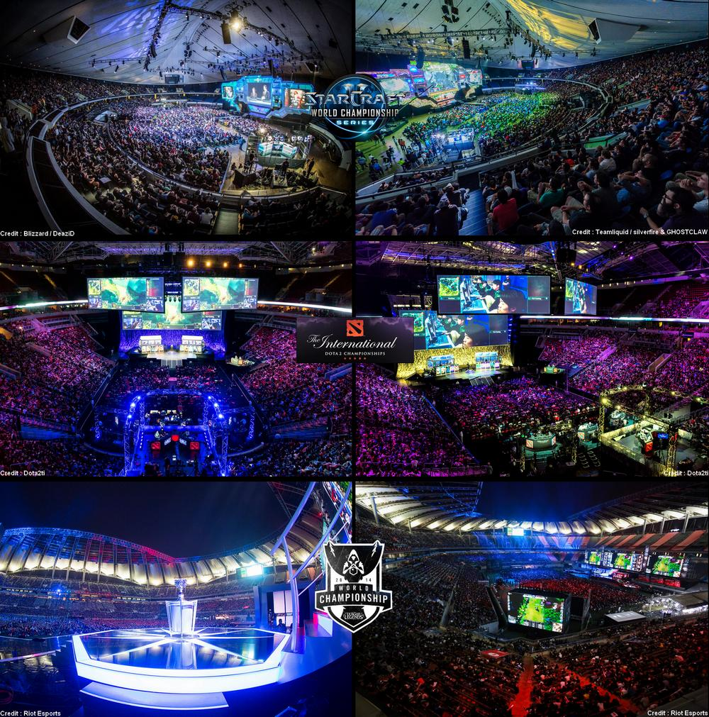 """In 2014, E-Sport is doing very well""  Why yes, yes it is.  (credit to Reddit users jeyopo) http://t.co/TissDKrJvb"