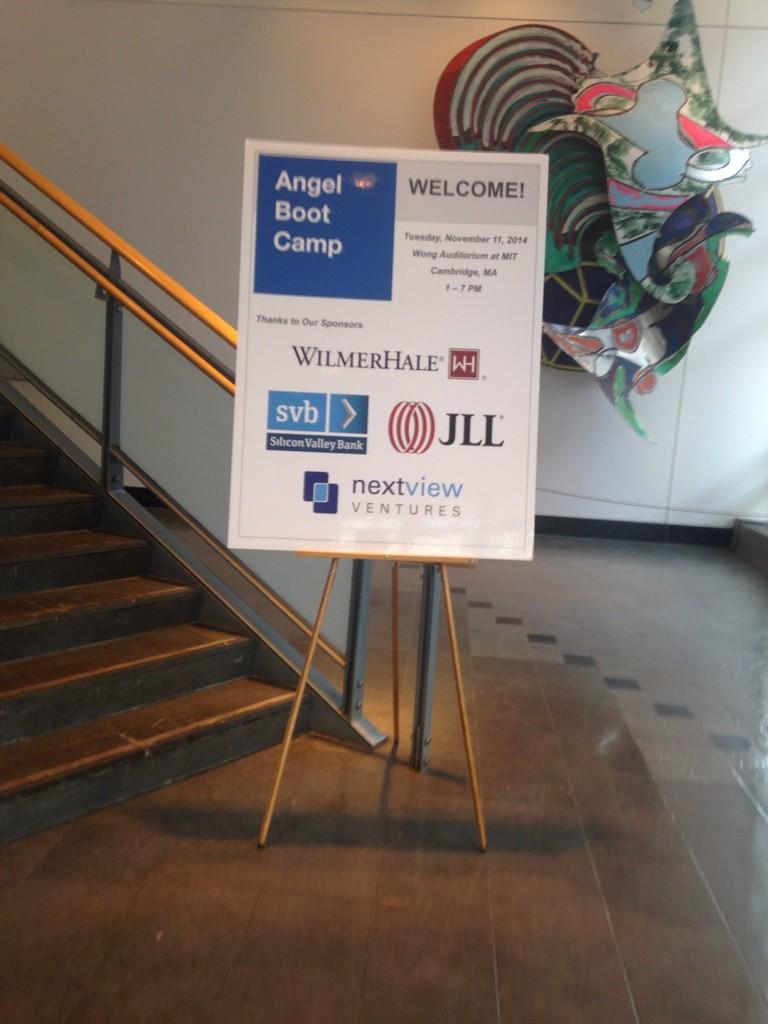 Angel Bootcamp 2014 Highlights (with images, tweets) · NextViewVC