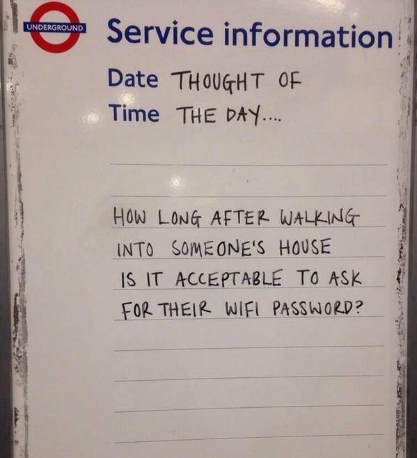 Thought of the day from Transport for London #smlondon #LoveLondon #Londonislovinit http://t.co/oJWc9uR5nq