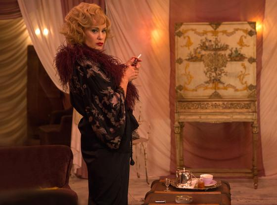 Jessica Lange opens up about AHS Freakshow:
