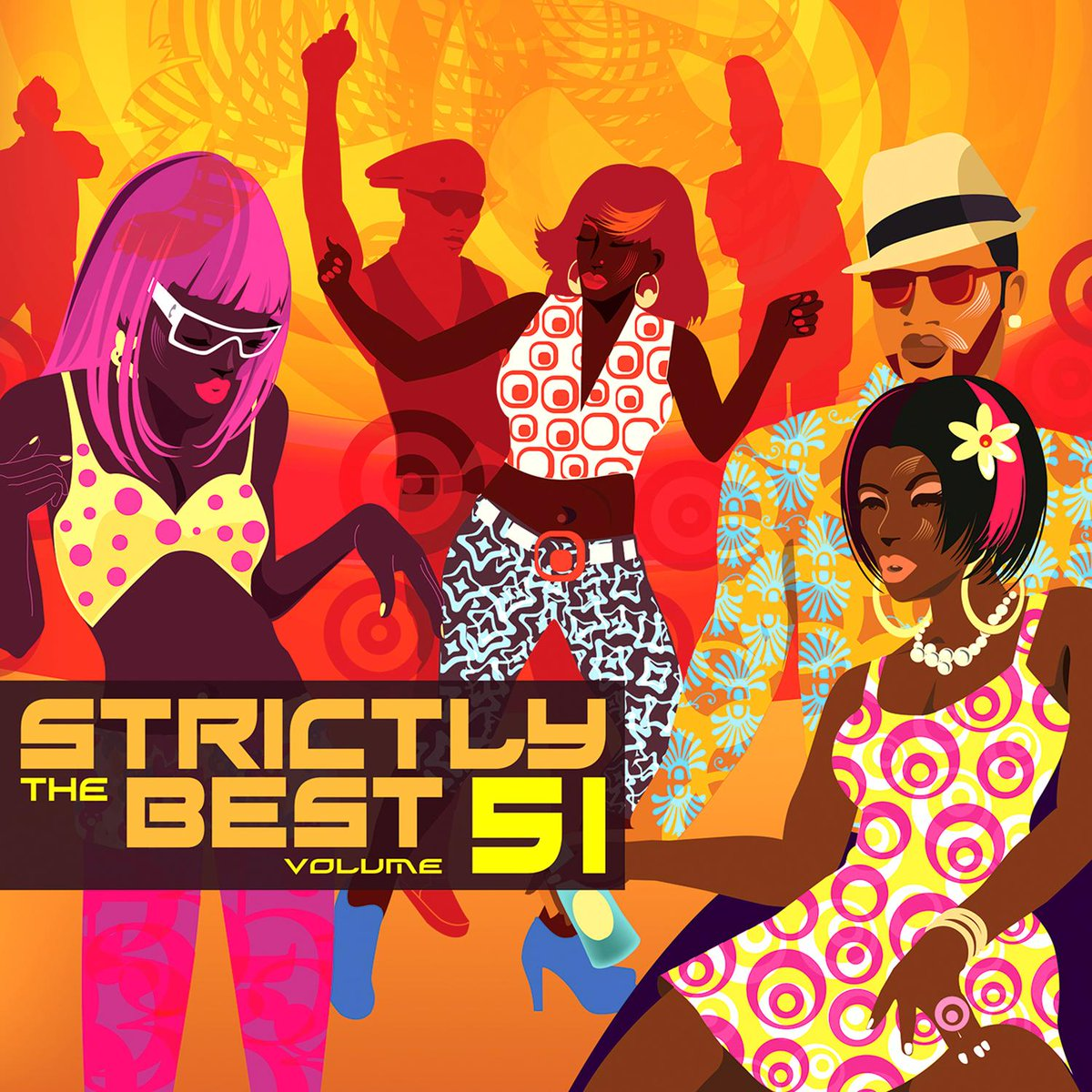 Strictly The Best Vol. 51 2014
