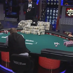 And then there were two. It's time for heads-up poker on ESPN to decide who brings home $10 million. #WSOP