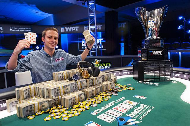 Congratulations once again to Ryan Van Sanford (@RyanTYFL), champion of the @WPT @bestbet_jax Bounty Scramble! http://t.co/nKn7XI1dBZ
